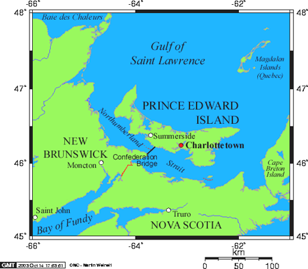 an overview of prince edward island
